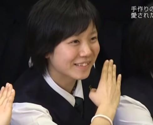 高木美帆 卒業式